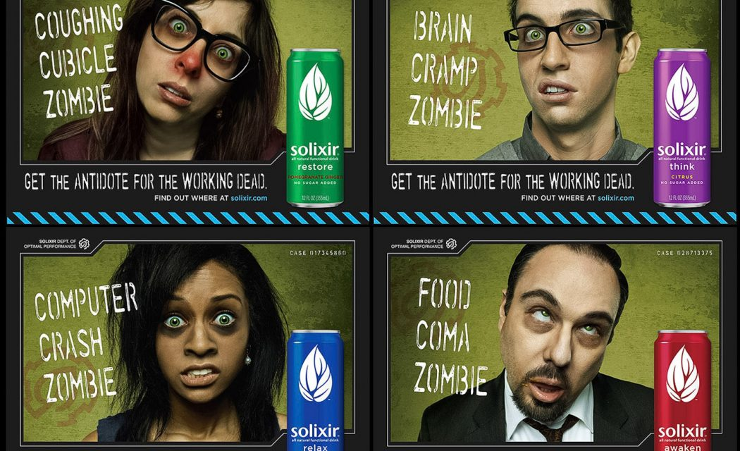 Agency: Wilburn Thomas        Client: Solixir Energy Drinks