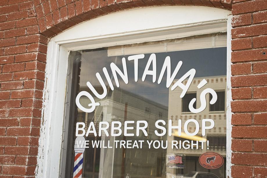 Marfa, TX Barber Shop